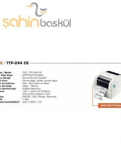 TSC / TTP-244 CE